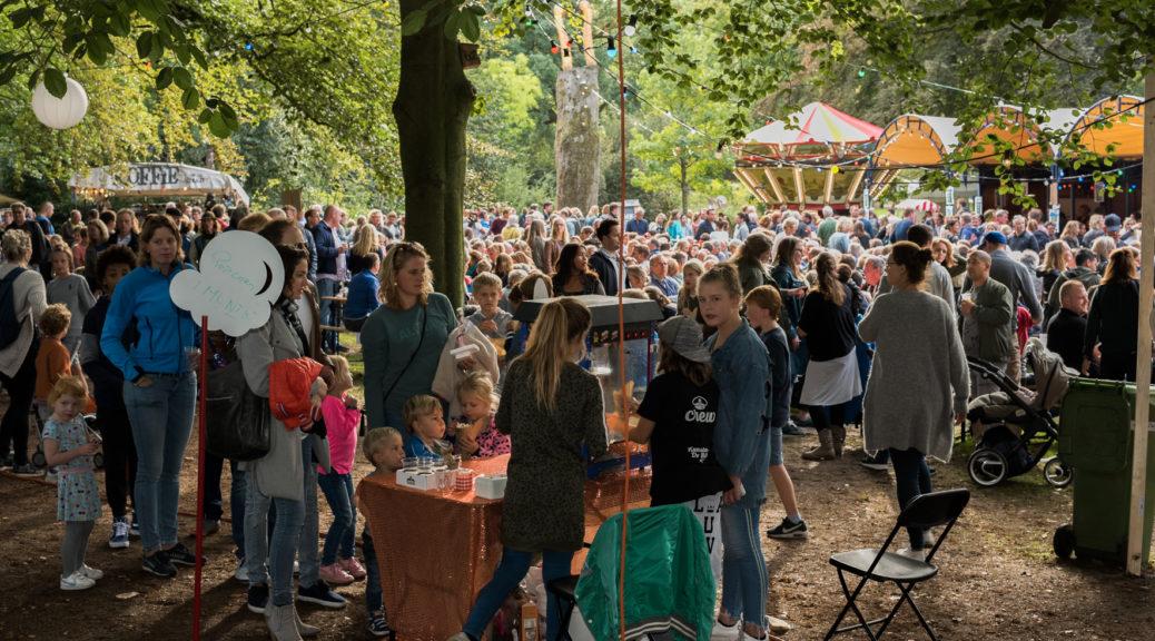 Kunstmarkt De Bilt - 13 en 14 september 2019 Van Boetzelaerpark De Bilt