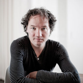 Bas Haring - 'Volksfilosoof', schrijver, hoogleraar, tv-presentator (Foto: © Heidi de Gier)