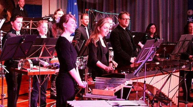 Melodie Percussiegroep KBH