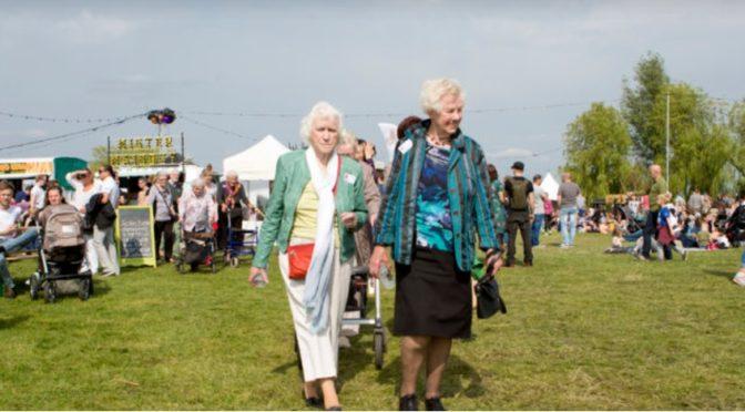 Kwetsbare ouderen verbinden